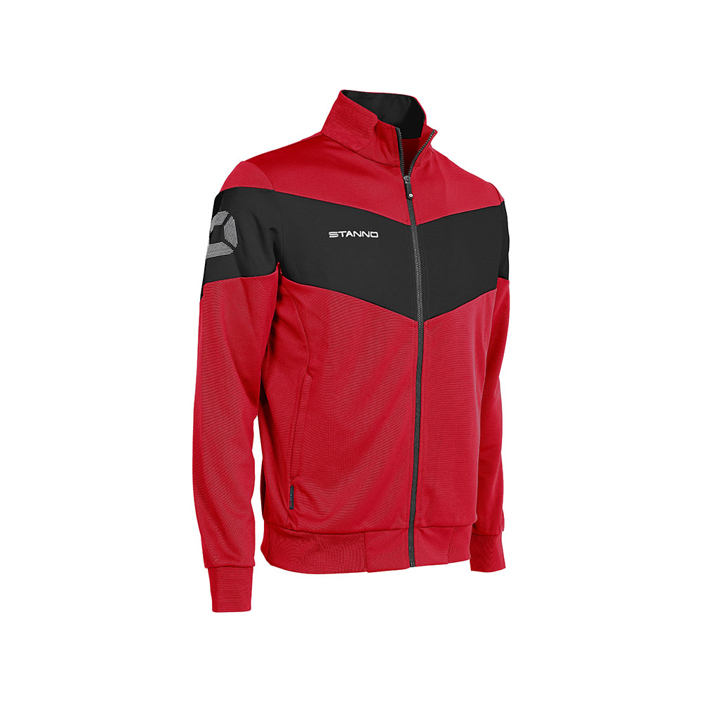 Stanno Fiero TTS Jacket Red/Black