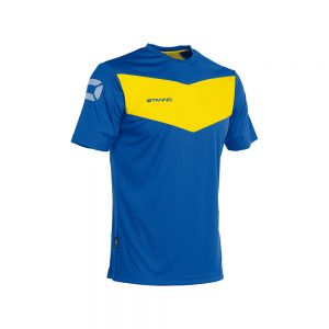 Stanno Fiero T-Shirt Royal/Yellow