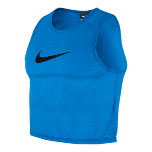 Training Bib Photo Blue