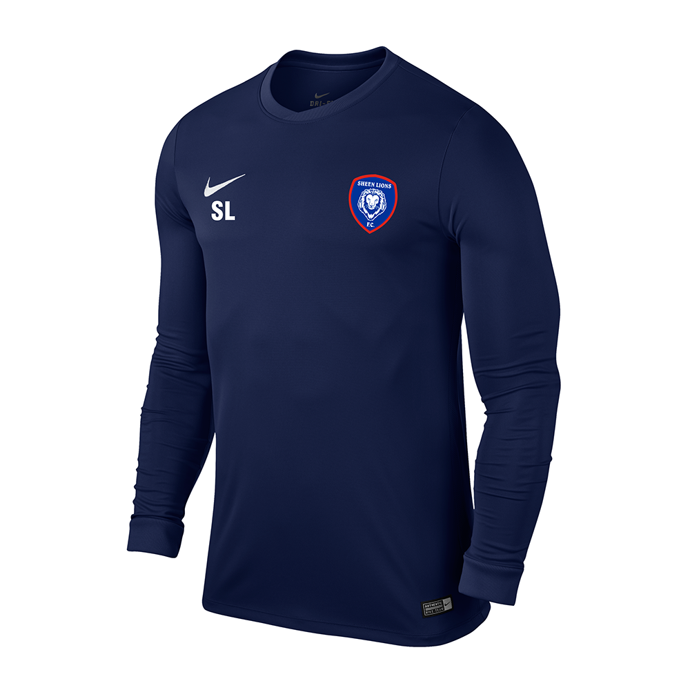 Sheen Lions Nike Long Sleeve Training Shirt