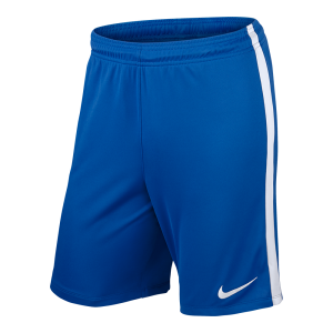 Nike League Knit Short Royal Blue/White
