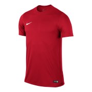 Nike Park VI Jersey Short Sleeve University Red