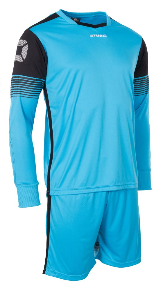 Stanno Nitro Goal Keeper Set Blue/Black