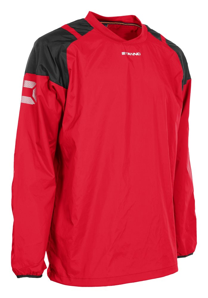 Stanno Centro All Weather Top Red/Black