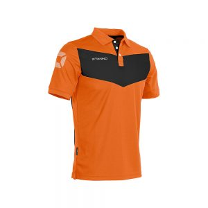 Stanno Fiero Polo Orange/Black