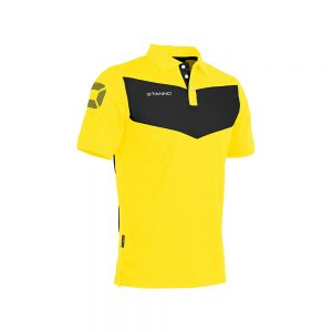 Stanno Fiero Polo Yellow/Black