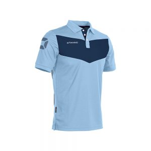 Stanno Fiero Polo Sky Blue /Navy