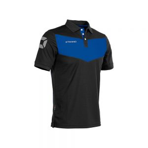 Stanno Fiero Polo Black/Royal