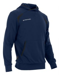 Stanno Centro Hooded Sweat Navy/Black