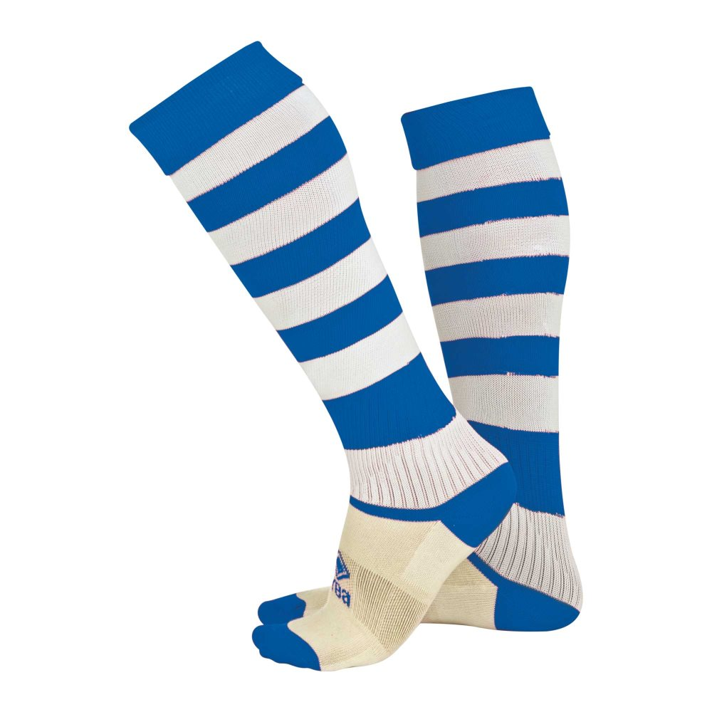 Errea Zone socks Blue/White