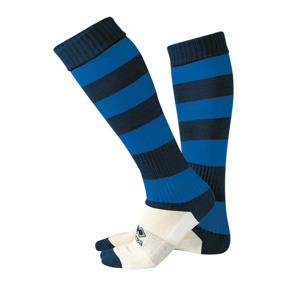 Errea Zone socks Navy/Blue