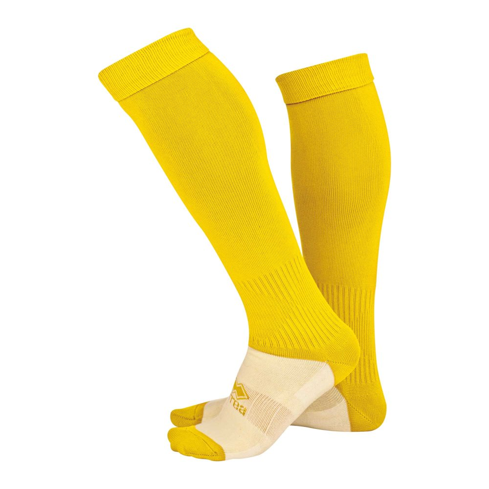 Errea Polyestre Socks Yellow