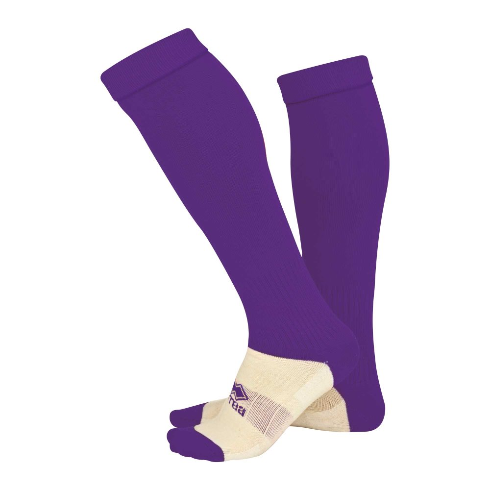 Errea Polyestre Socks Purple
