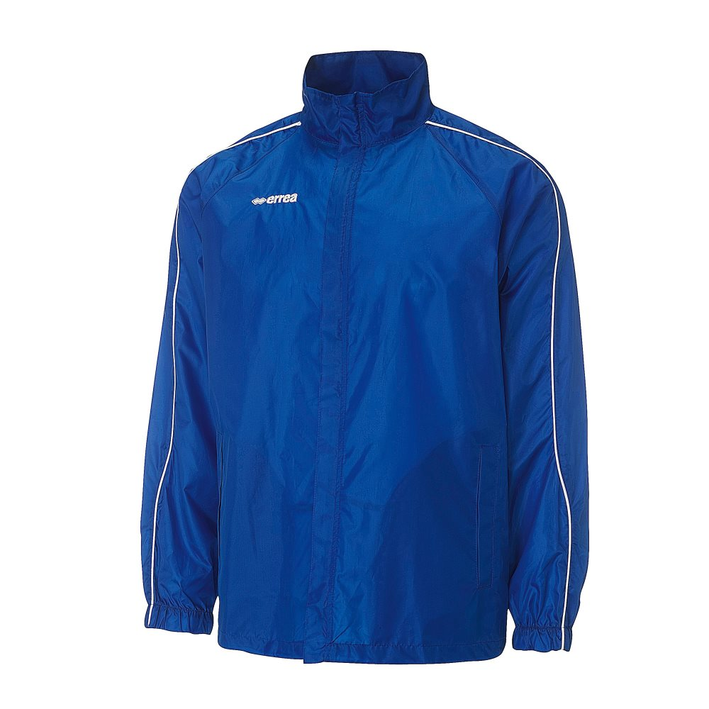 Errea Basic Rainjacket Blue