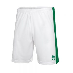 Errea Bolton Short White/Green