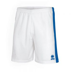 Errea Bolton Short White/Blue