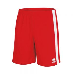 Errea Bolton Short Red/White