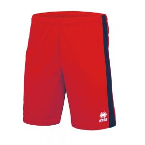 Errea Bolton Short Red/Navy