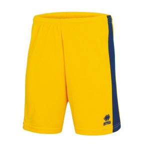 Errea Bolton Short Yellow/Navy