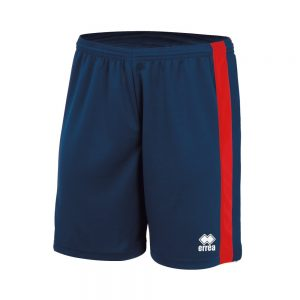 Errea Bolton Short Navy/Red