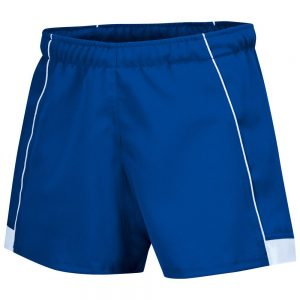 Errea Grubber Rugby Short Blue/White