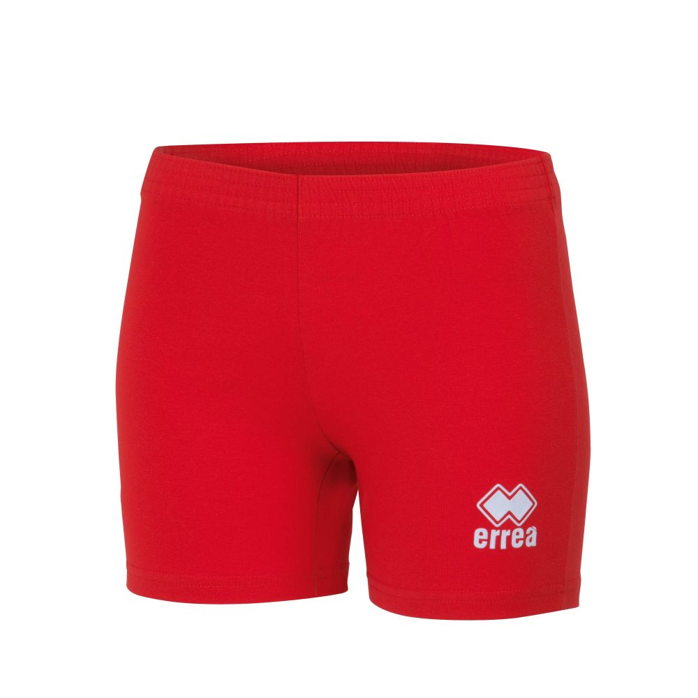 Errea Womens Volleyball Short Red