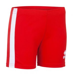 Errea Womens Amazon Short Red/White
