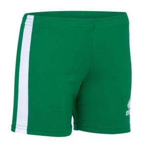 Errea Womens Amazon Short Green/White