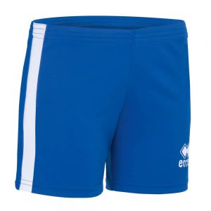 Errea Womens Amazon Short Blue/White