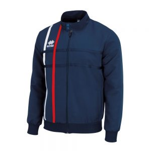 Errea Miguel Tracksuit Top Navy/White/Red