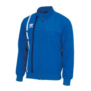 Errea Miguel Tracksuit Top Blue/White/Navy