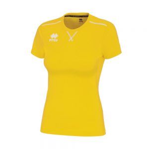 Errea Womens Marion Shirt Yellow