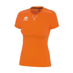 Errea Womens Marion Shirt Orange Fluo