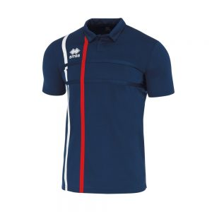 Errea Mardock Polo Navy/White/Red