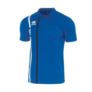 Errea Mardock Polo Blue/White/Navy