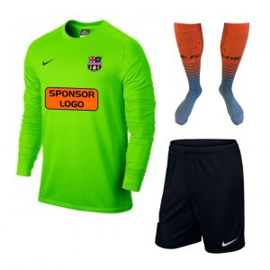 Lyne Bronze Goalkeeper Kit Bundle