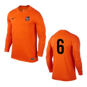 Lyne Nike Home Shirt Long Sleeve