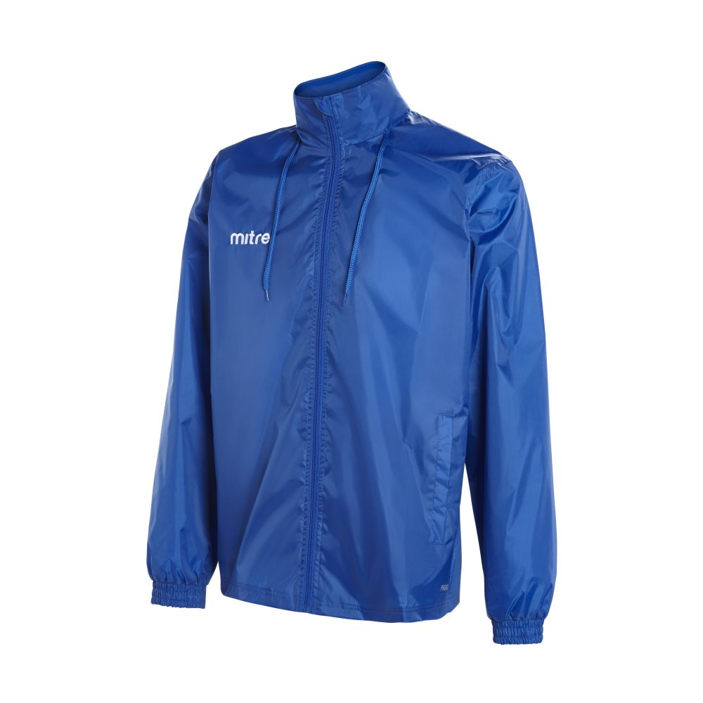 208fafb1a Mitre Edge Rain Jacket Royal