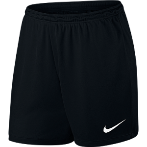 Nike Womens Park Short Black