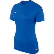 Nike Womens Park Jersey Short Sleeve Royal Blue