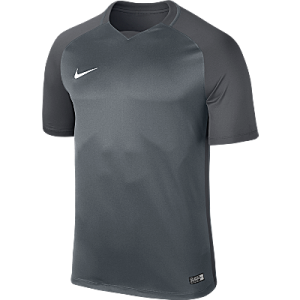 Nike Trophy III Jersey Short Sleeve Cool Grey/Dark Grey/Dark Grey