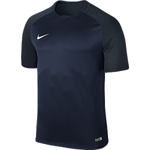 Nike Trophy III Jersey Short Sleeve Midnight Navy/Dark Obsidian/Dark Obsidian
