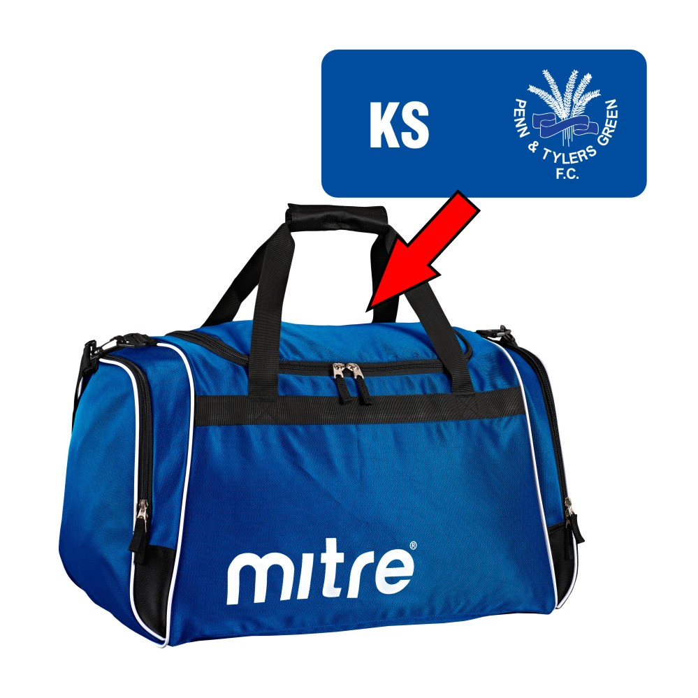 Penn and Tylers Green FC Mitre Holdall