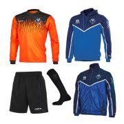 Penn and Tylers Green FC Goalkeeper Gold Bundle