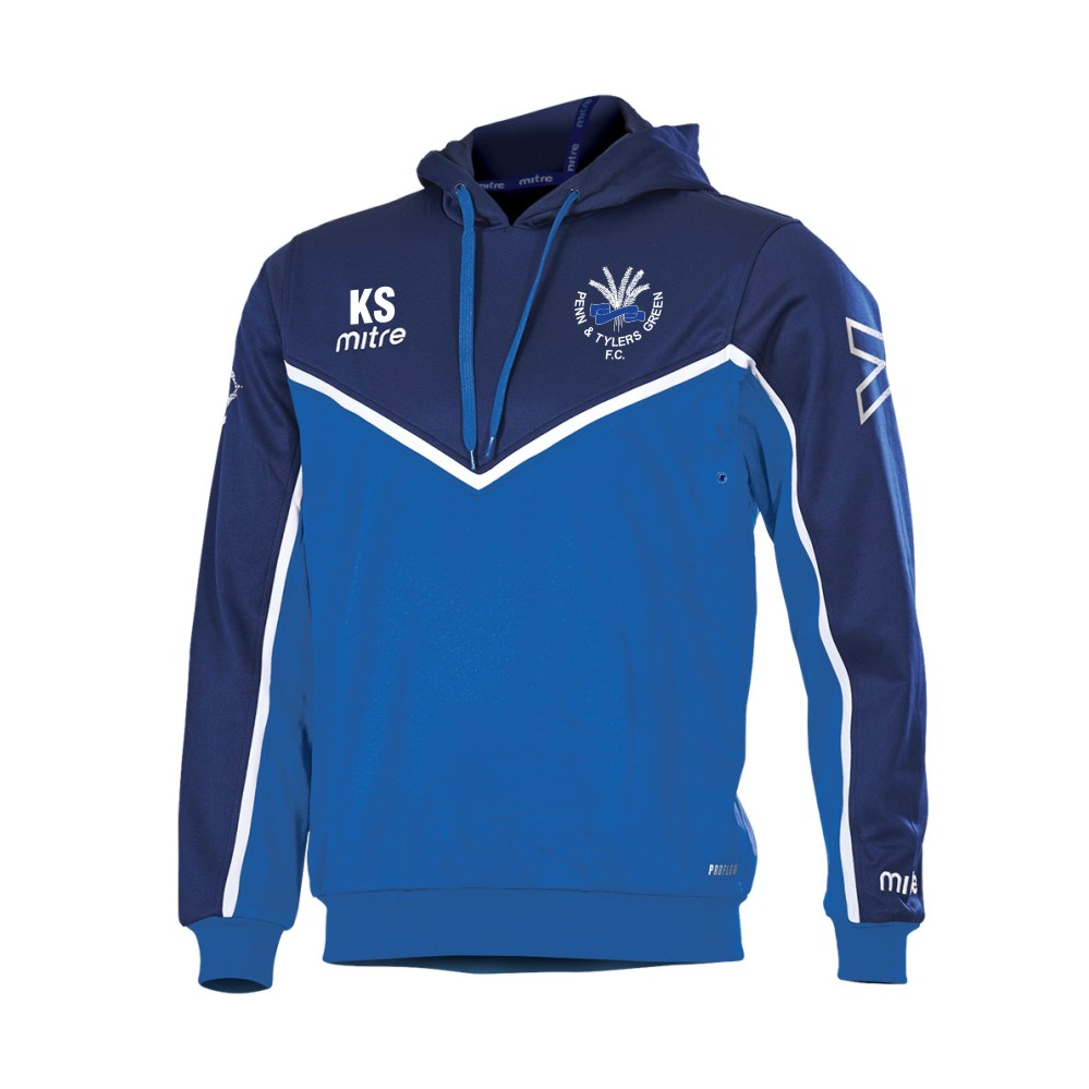 Penn and Tylers Green FC Mitre Hoody