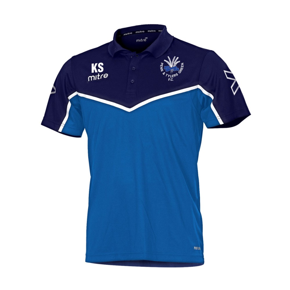Penn and Tylers Green FC Mitre Polo