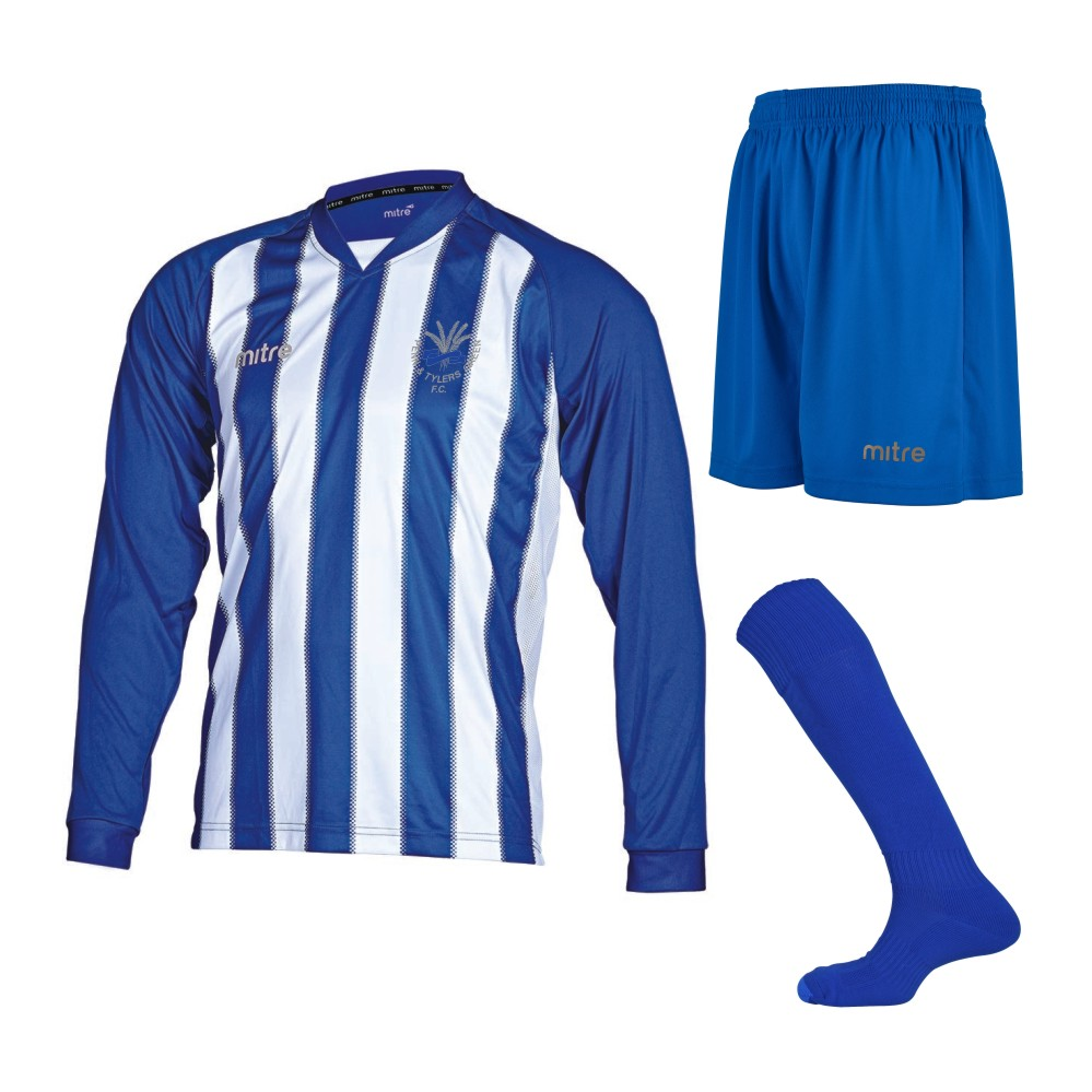 Penn and Tylers Green FC Silver Kit Bundle