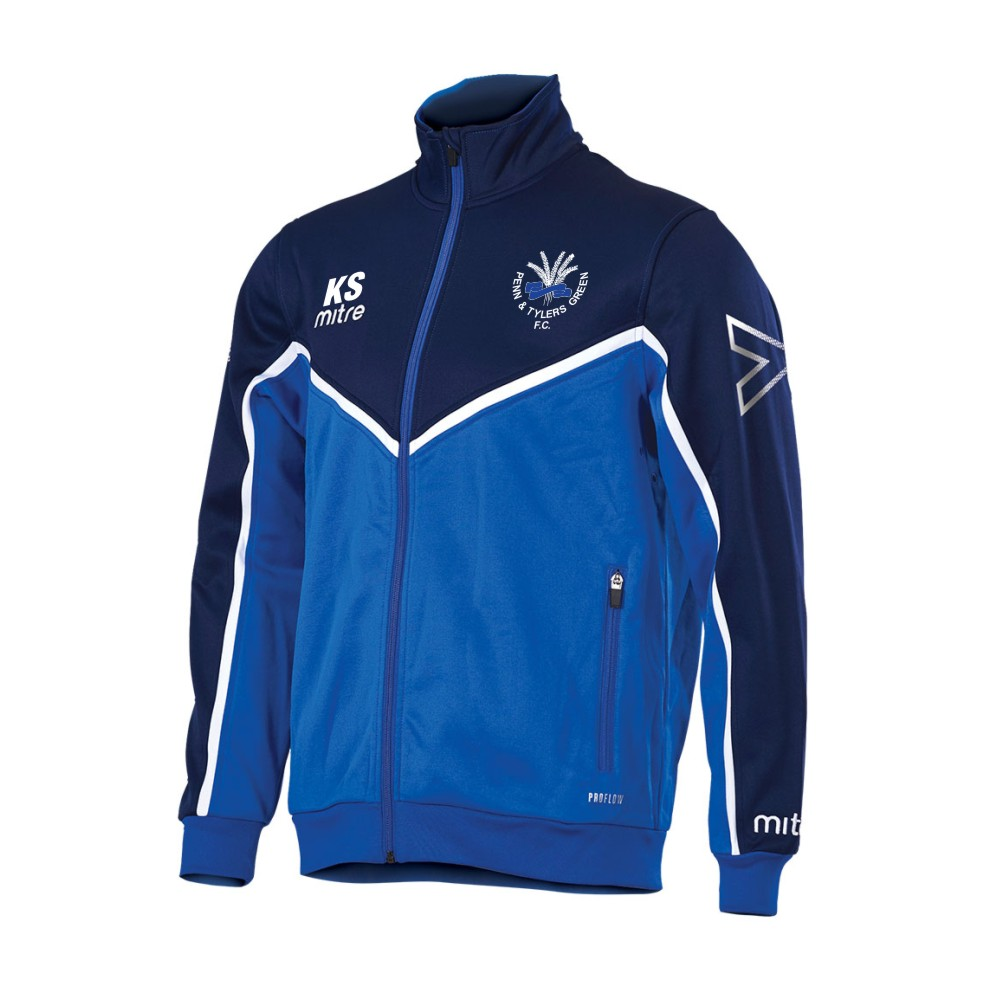 Penn and Tylers Green FC Mitre Trackjacket