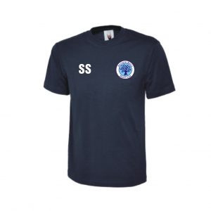 Spelthorne Sports FC Cotton T-shirt (Navy)