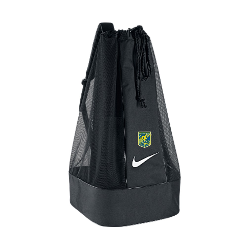 07aff03ee54 Official West Drayton Youth FC Nike Team Ball Bag